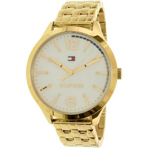 Tommy Hilfiger Women's 1781545 Gold Stainless-Steel Quartz Watch