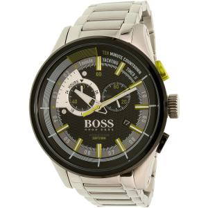 Hugo Boss Men's 1513336 Silver Stainless-Steel Quartz Watch