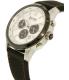 Hugo Boss Men's 1513185 Black Silicone Quartz Watch - Side Image Swatch