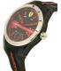 Ferrari Men's 0830253 Black Silicone Quartz Watch - Side Image Swatch