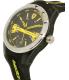Ferrari Men's Redrev T 0830277 Black Silicone Quartz Watch - Side Image Swatch