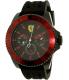 Ferrari Men's Kers 0830310 Black Rubber Quartz Watch - Main Image Swatch