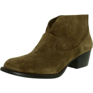 Jessica Simpson Women's Dacia Suede Ankle-High Suede Boot