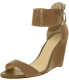 Jessica Simpson Women's Breeley Leather Ankle-High Leather Pump - Main Image Swatch
