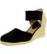 Lauren Ralph Lauren Women's Charla Elastic Ankle-High Synthetic Pump - Main Image Swatch