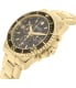 Victorinox Swiss Army Men's Maverick 249098 Gold Stainless-Steel Swiss Quartz Watch - Side Image Swatch