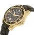 Victorinox Swiss Army Women's 249101 Black Silicone Swiss Quartz Watch - Side Image Swatch