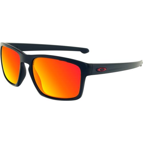 2441dc70c0 UPC 888392082442 product image for Oakley Men s Sliver OO9262-12 Black  Rectangle Sunglasses