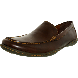 Born Men's Harmon Leather Ankle-High Leather Loafer