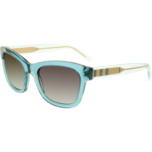 Burberry Men's Gradient  BE4209-35428G-52 Blue Butterfly Sunglasses