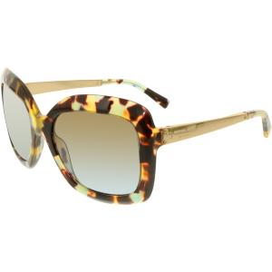 Michael Kors Women's Gradient  MK2007-303148-57 Tortoiseshell Butterfly Sunglasses