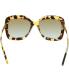Michael Kors Women's Gradient  MK2007-303148-57 Tortoiseshell Butterfly Sunglasses - Back Image Swatch