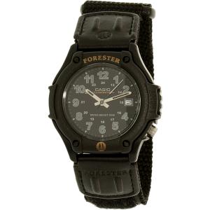 Casio Men's Core FT500WB-1BV Black Nylon Quartz Watch