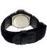 Casio Men's Core FT500WB-1BV Black Nylon Quartz Watch - Back Image Swatch