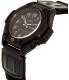 Casio Men's Core FT500WB-1BV Black Nylon Quartz Watch - Side Image Swatch