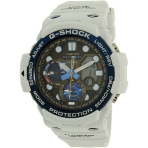 Casio Men's G-Shock GN1000C-8A White Resin Quartz Watch