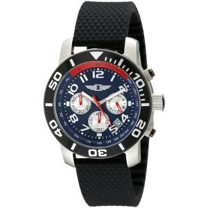 Invicta Men's Invicta I 41701-003 Black Silicone Quartz Watch