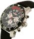 Invicta Men's Invicta I 41701-003 Black Silicone Quartz Watch - Side Image Swatch