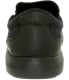 Crocs Men's Kinsale Slip-On Ankle-High Canvas Athletic Boating Shoe - Back Image Swatch