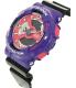 Casio Women's G-Shock GA110NC-6A Purple Plastic Quartz Watch - Side Image Swatch