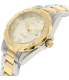 Invicta Women's 12852 Gold/Silver Stainless-Steel Quartz Watch - Side Image Swatch