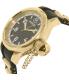 Invicta Men's 1436 Black Rubber Swiss Quartz Watch - Side Image Swatch