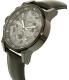 Invicta Men's 20542 Black Leather Quartz Watch - Side Image Swatch