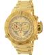 Invicta Men's 5403 Gold Stainless-Steel Swiss Quartz Watch - Main Image Swatch