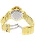 Invicta Men's 5403 Gold Stainless-Steel Swiss Quartz Watch - Back Image Swatch