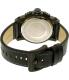Invicta Men's 15906 Black Leather Quartz Watch - Back Image Swatch