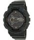 Casio Women's Baby-G BA110DC-2A1 Blue Plastic Quartz Watch - Main Image Swatch
