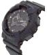 Casio Women's Baby-G BA110DC-2A1 Blue Plastic Quartz Watch - Side Image Swatch