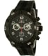 Invicta Men's 20038 Black Silicone Swiss Chronograph Watch - Main Image Swatch