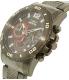 Invicta Men's 19654 Gunmetal Stainless-Steel Quartz Watch - Side Image Swatch