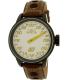 Invicta Men's 17704 Brown Leather Swiss Quartz Watch - Main Image Swatch