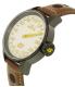 Invicta Men's 17704 Brown Leather Swiss Quartz Watch - Side Image Swatch