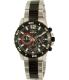 Invicta Men's 19653SYB Black Stainless-Steel Quartz Watch - Main Image Swatch