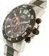 Invicta Men's 19653SYB Black Stainless-Steel Quartz Watch - Side Image Swatch