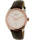 Tissot Men's T101.410.26.31.00 Brown Leather Swiss Quartz Watch - Main Image Swatch