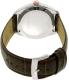 Tissot Men's T101.410.26.31.00 Brown Leather Swiss Quartz Watch - Back Image Swatch
