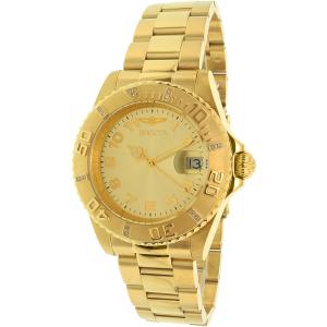 Invicta Women's Pro Diver INV-15249 Gold Stainless-Steel Swiss Quartz Watch