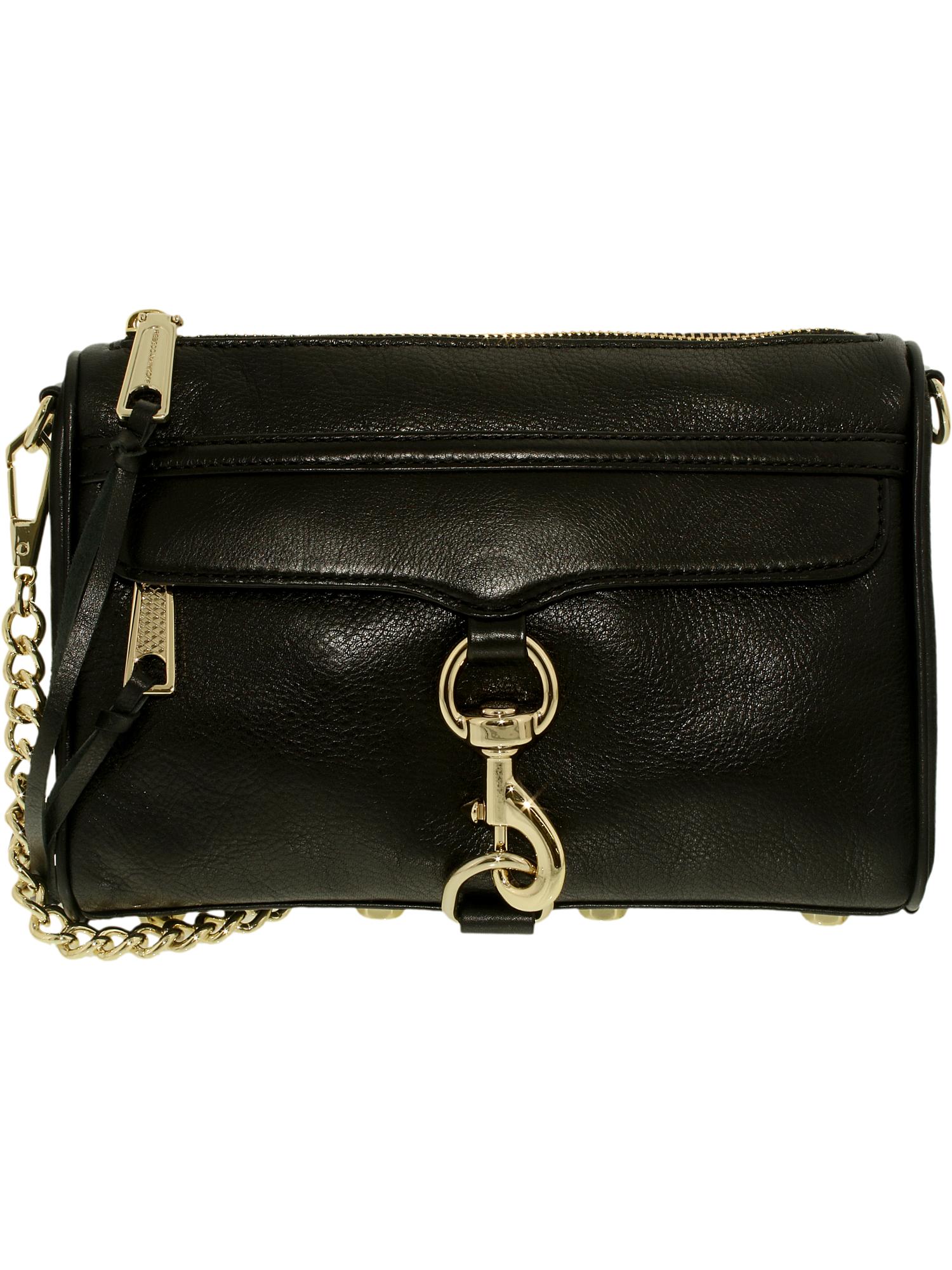 Rebecca Minkoff Women 039 S Mini Mac Leather