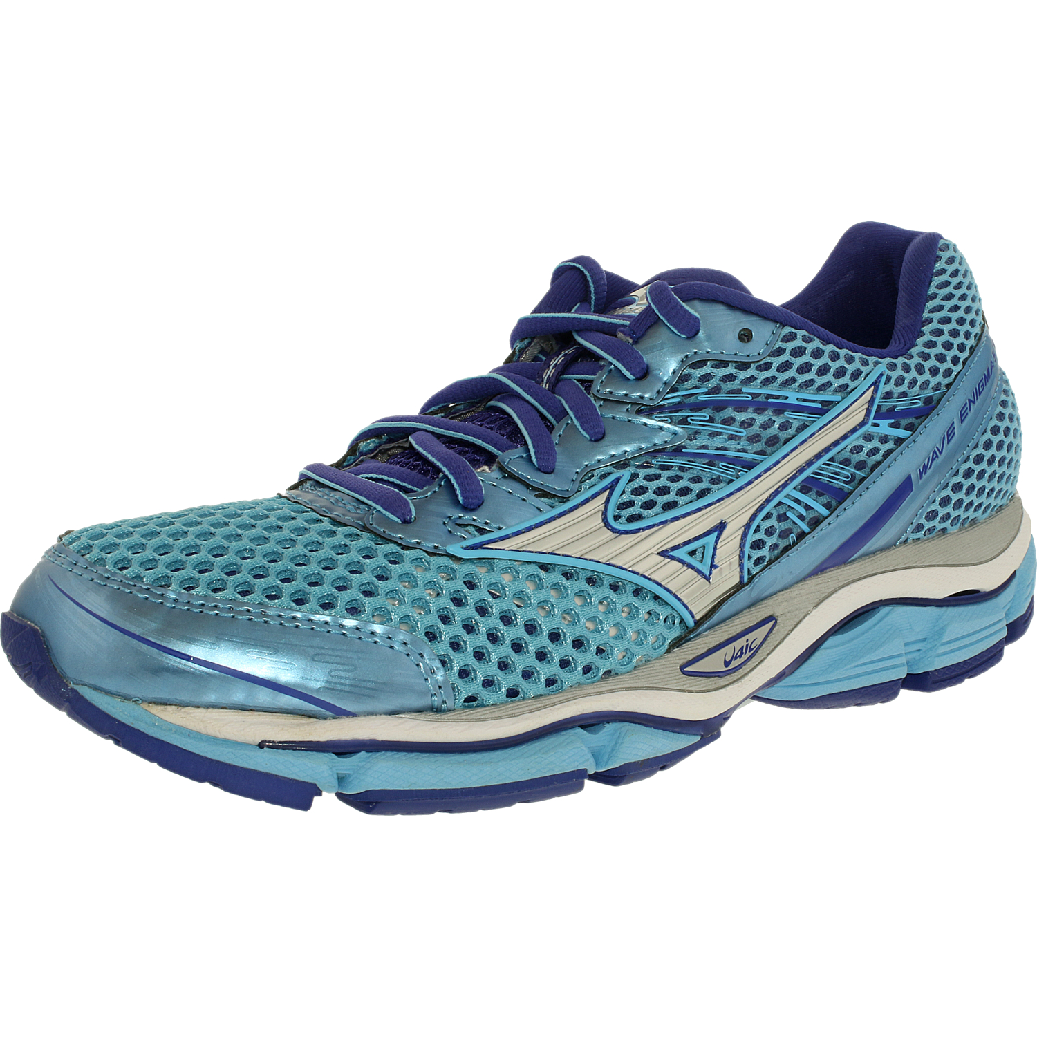 mizuno women 39 s wave enigma 5 low top fabric running shoe ebay. Black Bedroom Furniture Sets. Home Design Ideas
