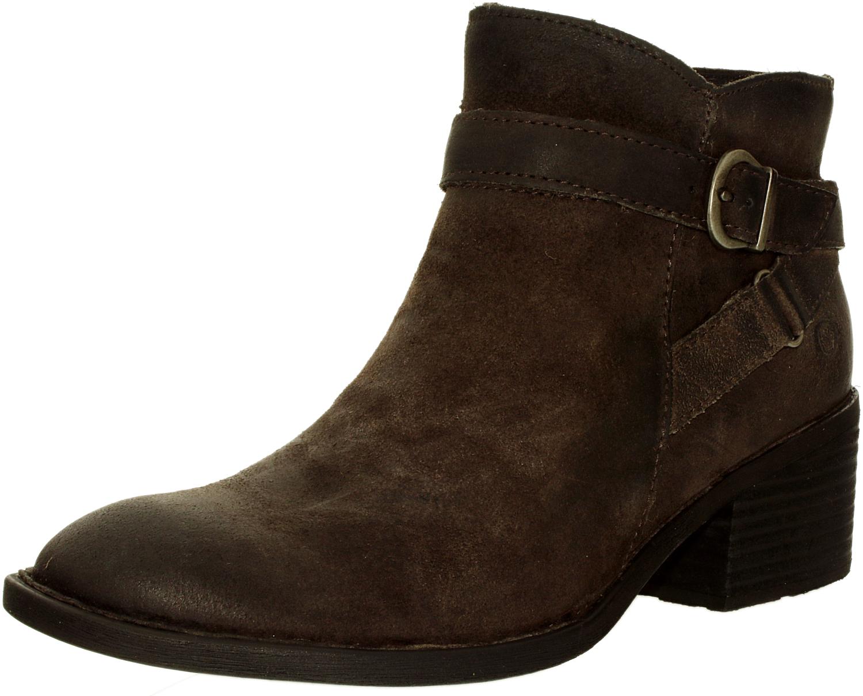 born s binghamton leather ankle high leather boot ebay
