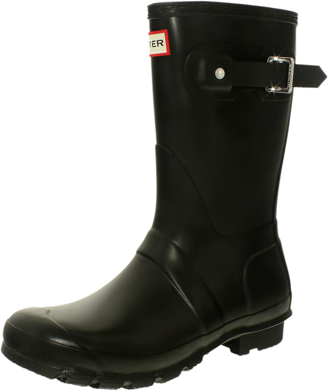 Hunter Women's Original Short W Mid-Calf Rubber Boot | eBay