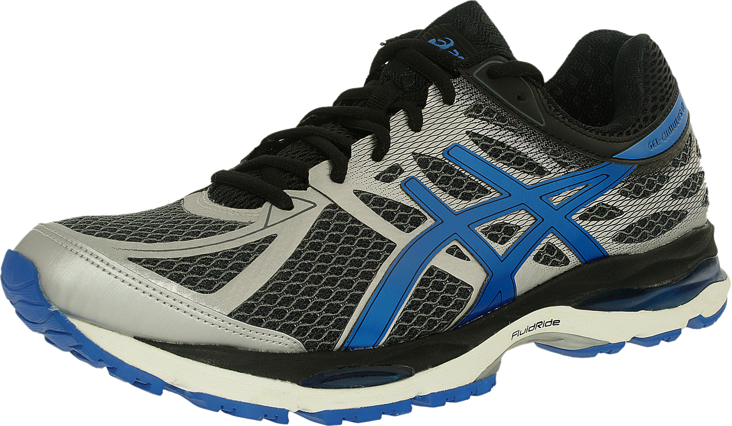 asics s gel cumulus 17 ankle high tennis shoe ebay