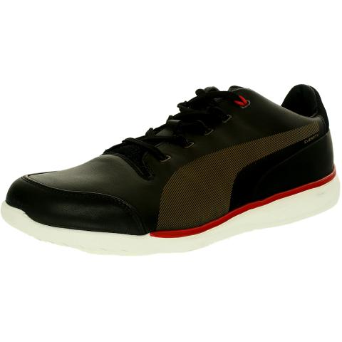 Puma Men's Titolo 8F Everfit+ Ankle-High Leather Tennis Shoe