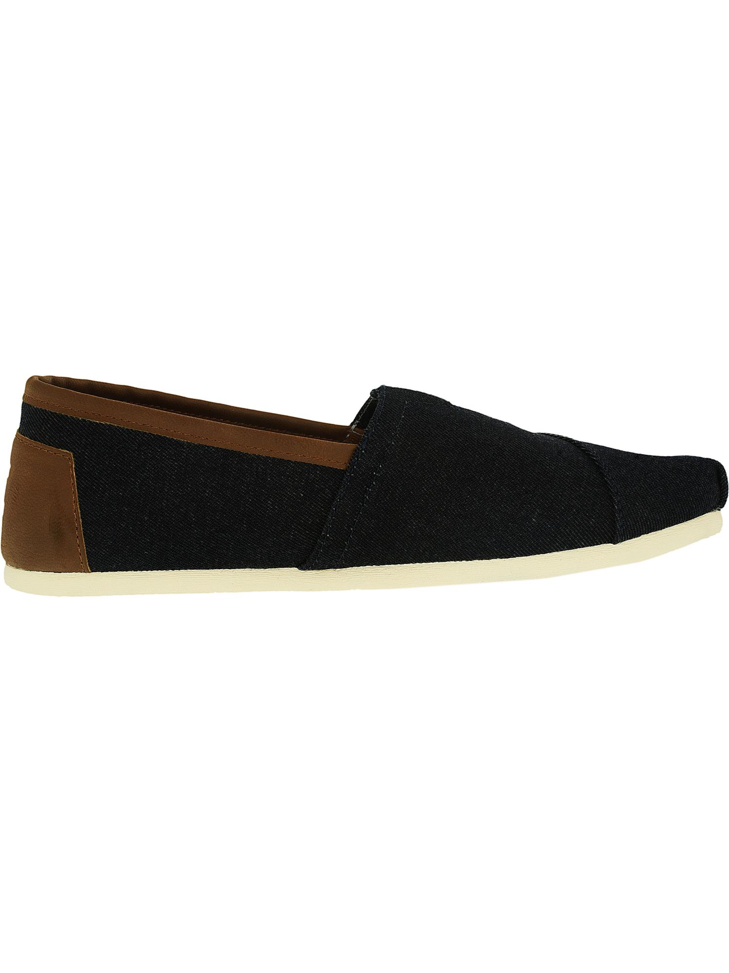 Toms-Men-039-s-Classic-Denim-Ankle-High-Canvas-Slip-On-Shoes thumbnail 5