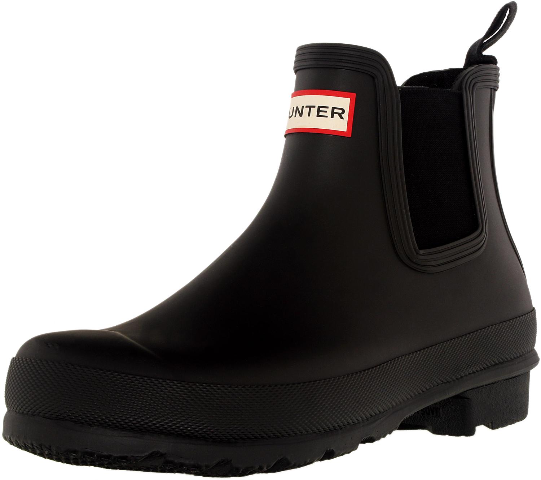 Hunter-Women-039-s-Original-Chelsea-High-Top-Rubber-Rain-Boot thumbnail 7