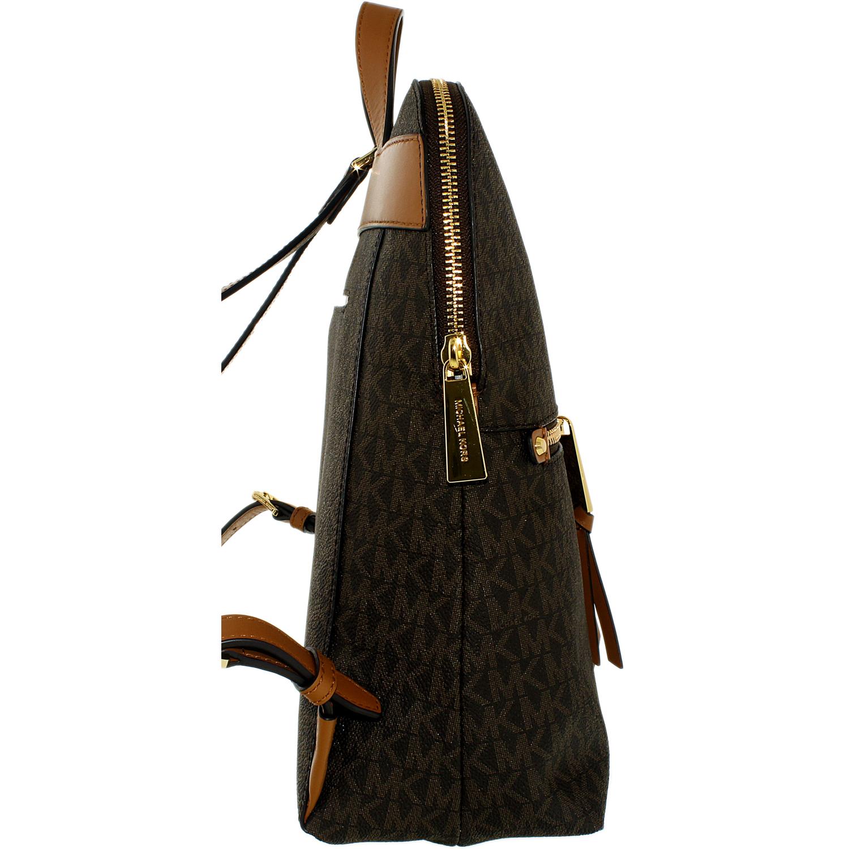 1cb08de88d87 Michael Kors Rhea Medium Quilted Leather Backpack- Fenix Toulouse ...